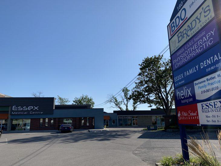 Bradys Drug Store in Essex Medical Centre