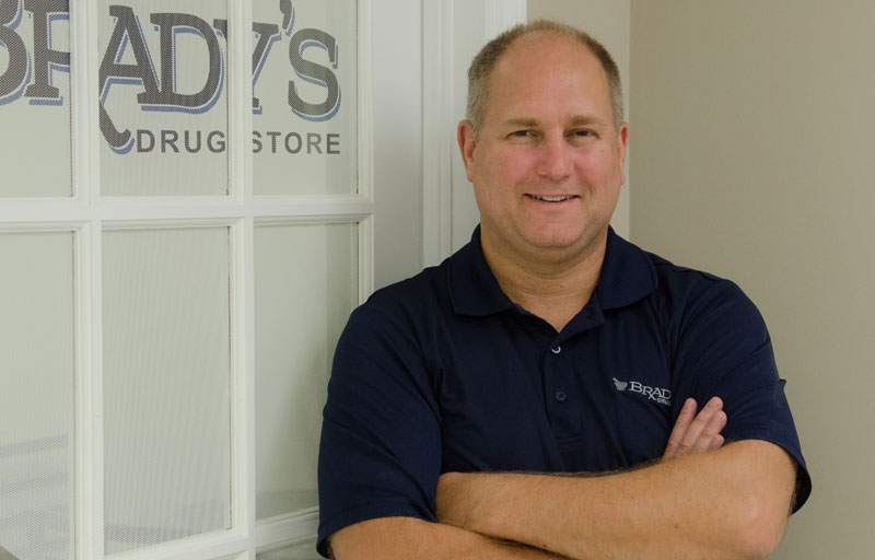 Tim Brady Pharmacist Owner
